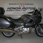 Moto occasion honda deauville 700 abs