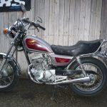 Moto occasion honda cm 125