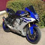 Acheter moto yamaha