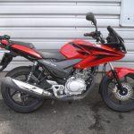 Moto occasion honda cbf 125