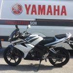 Moto occasion honda 125 cbr
