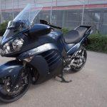Moto occasion kawasaki 1400 gtr