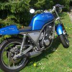 Moto yamaha srx 600 occasion