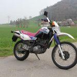 Moto occasion yamaha 600 xte