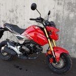 Moto honda msx occasion