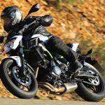 Essai moto kawasaki