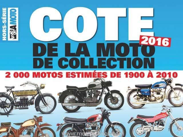 La cote motos