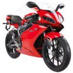 Moto occasion 125 sportive