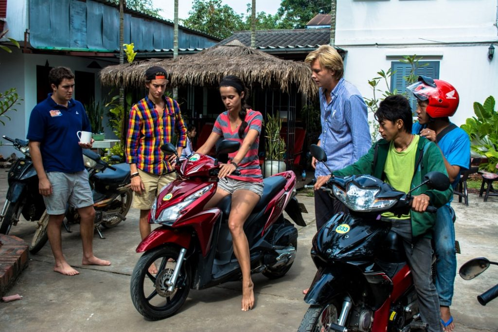 Moto occasion thailande