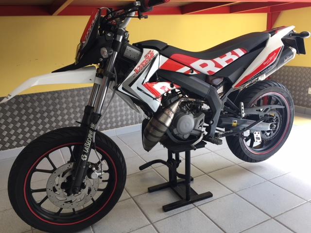 Moto 50cc occasion route