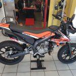 Moto d occasion 50cc