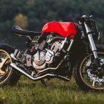 Garage moto 50
