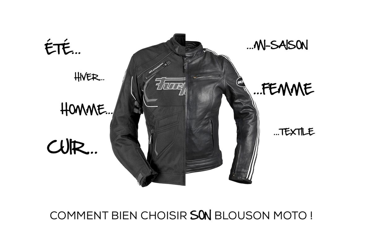 Choisir son blouson cuir moto