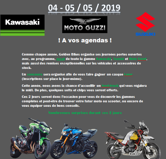 Moto 50cc occasion concessionnaire