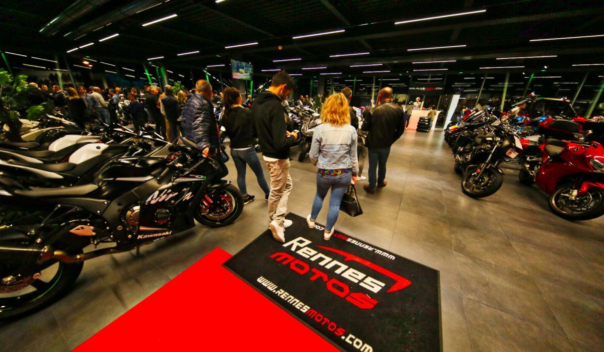 Occasion moto shop rennes