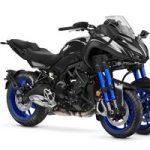 Les motos yamaha