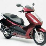 Argus des scooter 125