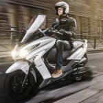 Argus scooter 125 cm3