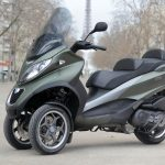 Argus scooter 3 roues