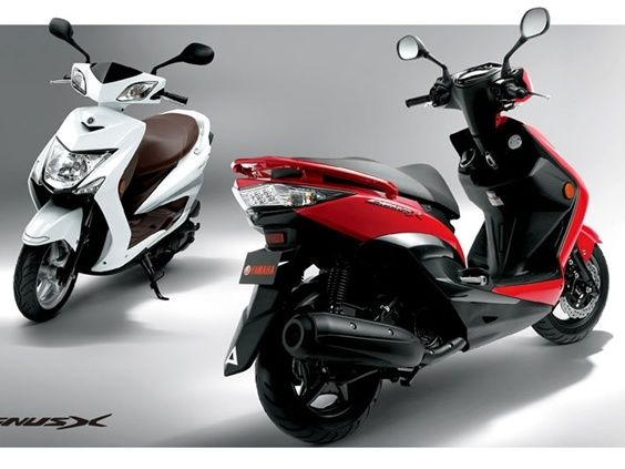 Cote argus scooter yamaha
