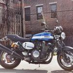 Argus moto yamaha