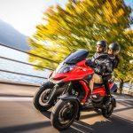 Essai moto concession