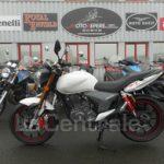 Moto 125 occasion maine et loire