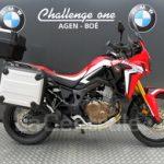 Moto occasion honda africa twin 750