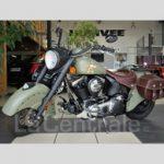 Equipement moto custom occasion