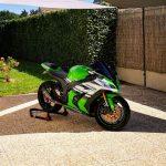 Acheter moto kawasaki
