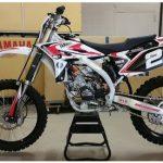 Moto cross achat neuf