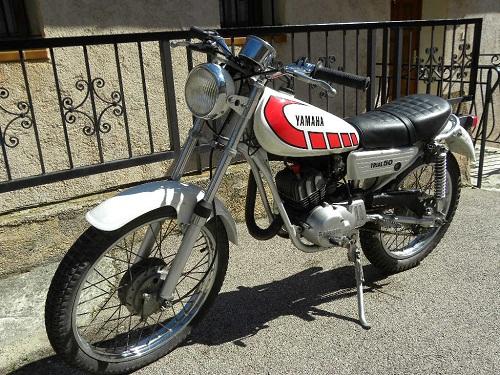 Trial moto occasion