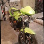 Garage moto occasion drome