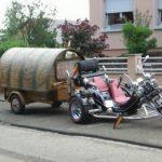 Moto trike occasion allemagne