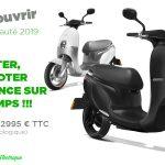 Argus scooter belgique