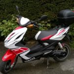 Scooter 50cc occasion pas cher