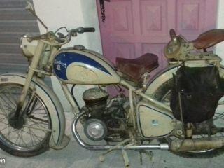 Moto occasion 125 ancienne