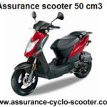 Assurance scooter 50 cm3