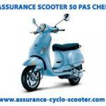 Assurance scooter 50 cc