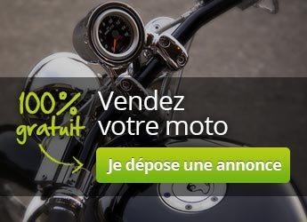 Annonce vente de moto