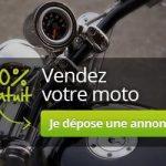Annonce vente moto