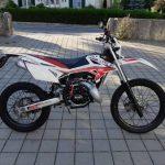 Moto occasion 50cc enduro