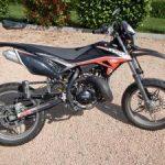 Annonce de moto 50cc