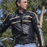 Renovation blouson cuir moto