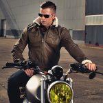 Blouson moto segura patriot