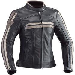 Blouson cuir moto été homme