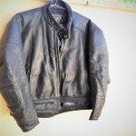 Blouson moto occasion cuir