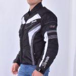 Blouson moto femme cintre