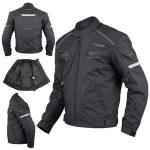 Kit protection pour blouson moto