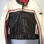 Blouson cuir femme moto occasion